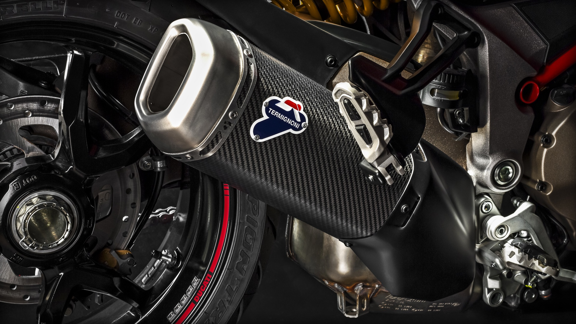 Ducati Multistrada Exhaust For Sale